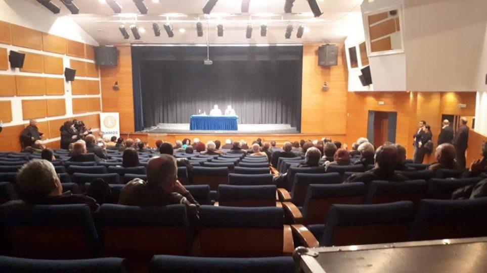 Τρεις και ο κούκος στη συγκέντρωση του Νίκου Παππά στο Κιλκίς
