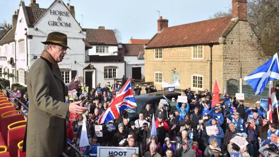 Brexit: Πορεία στο Λονδίνο με αίτημα τη διεξαγωγή νέου δημοψηφίσματος