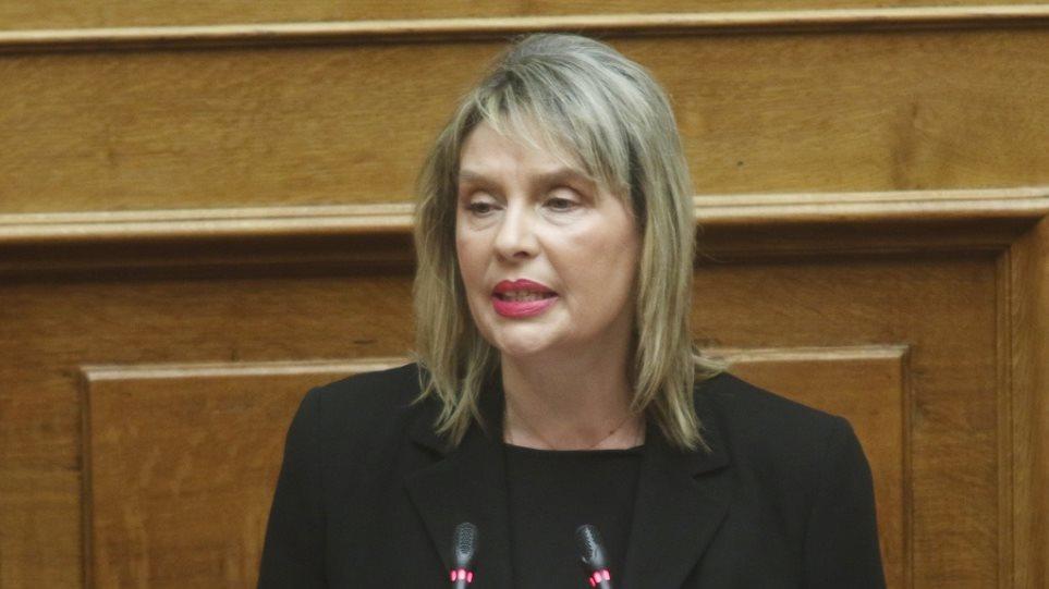 Δεν κατεβαίνει με τον ΣΥΡΙΖΑ στις ευρωεκλογές η Κατερίνα Παπακώστα