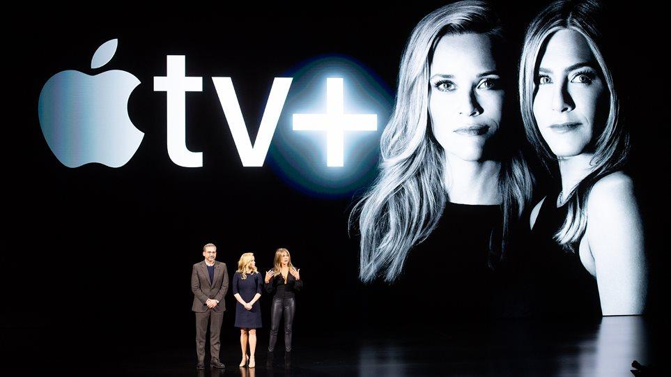 Η Apple μπαίνει στο παιχνίδι των streaming υπηρεσιών θέλοντας να «χτυπήσει» το Netflix!