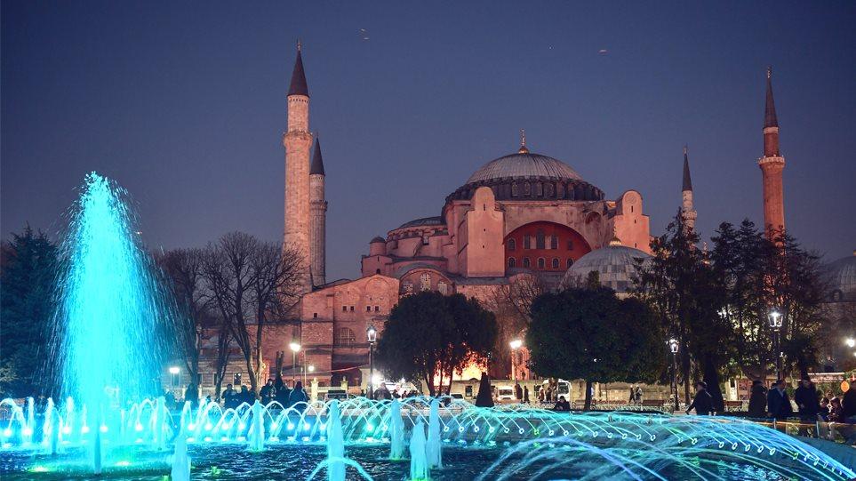 «Φρένο» της UNESCO στον Ερντογάν: Μόνο με την έγκρισή μας η αλλαγή καθεστώτος για την Αγιά Σοφιά