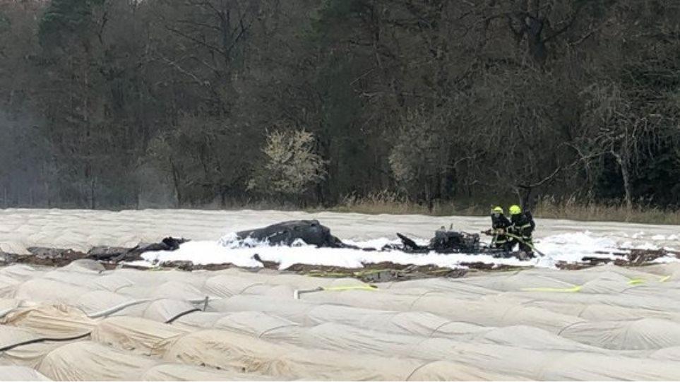 Τρεις νεκροί σε αεροπορικό δυστύχημα στη Γερμανία - Ανάμεσα τους και η συνιδιοκτήτρια της αεροπορικής εταιρείας S7