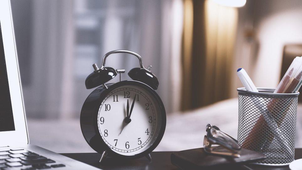 Άλλαξε η ώρα - Μια ώρα μπροστά τα ρολόγια