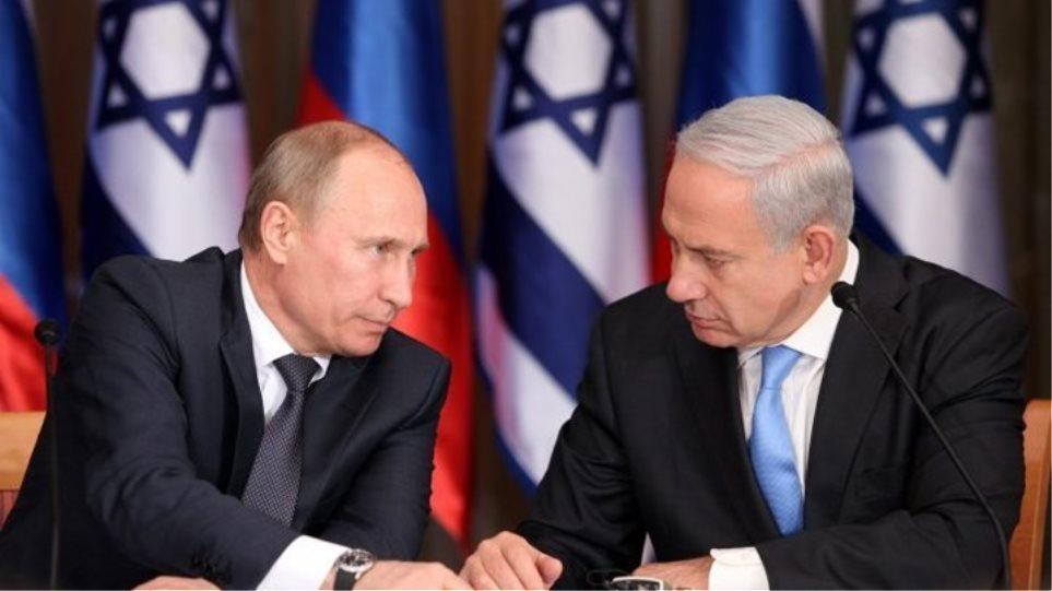 Συνάντηση Νετανιάχου - Πούτιν λίγο πριν τις ισραηλινές εκλογές