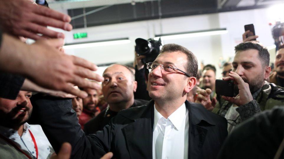 Τουρκία: Ο Ερντογάν ανησυχεί για τον νέο δήμαρχο της Κωνσταντινούπολης