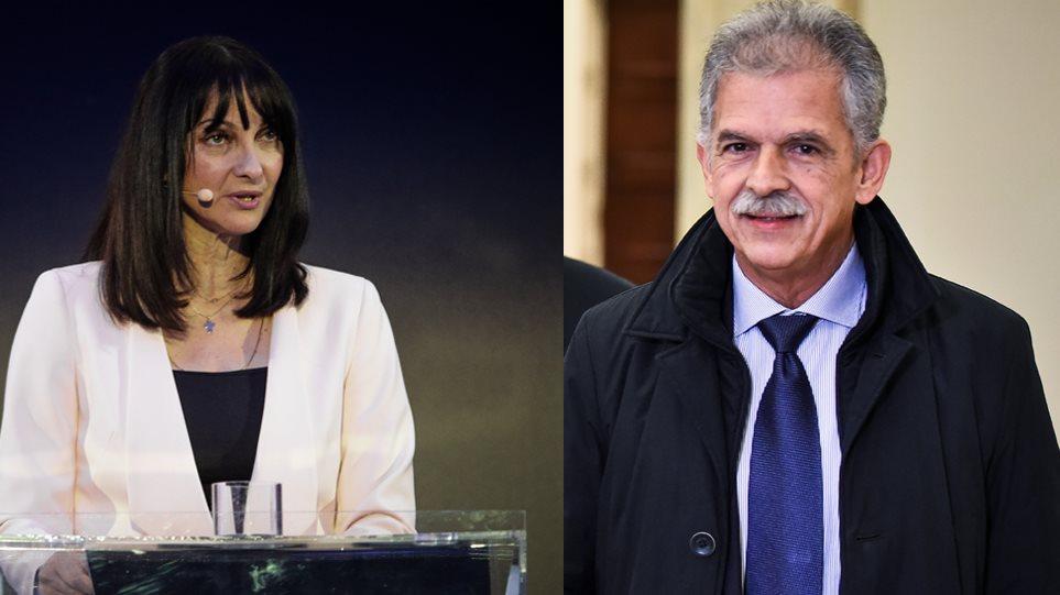 ΣΥΡΙΖΑ: Υποψήφιοι για την Ευρωβουλή Κουντουρά και Δανέλλης