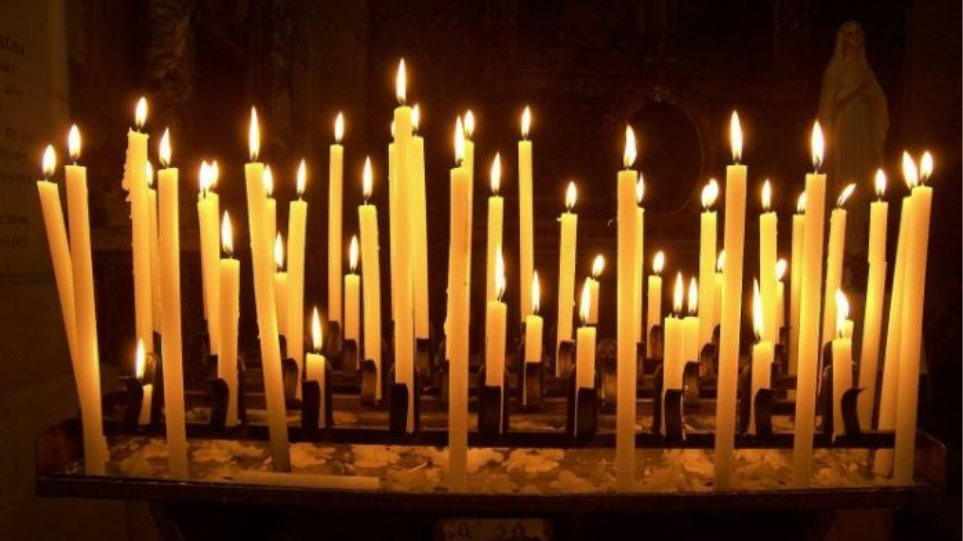 candles-church