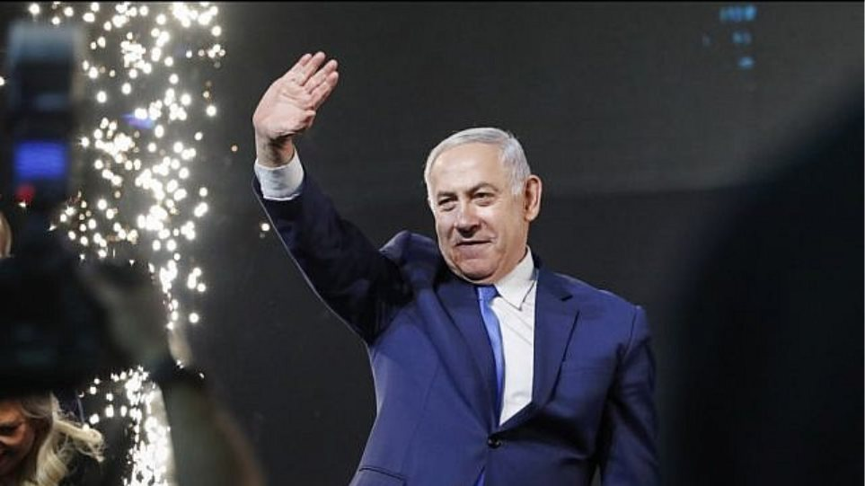 Εκλογές στο Ισραήλ: Είμαι πολύ συγκινημένος, ήταν μια μεγάλη νίκη, λέει ο Νετανιάχου