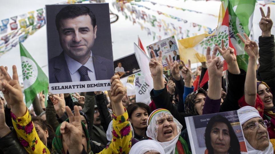 Τουρκία: Δήμαρχοι που εξελέγησαν με το φιλοκουρδικό HDP δεν θα αναλάβουν καθήκοντα