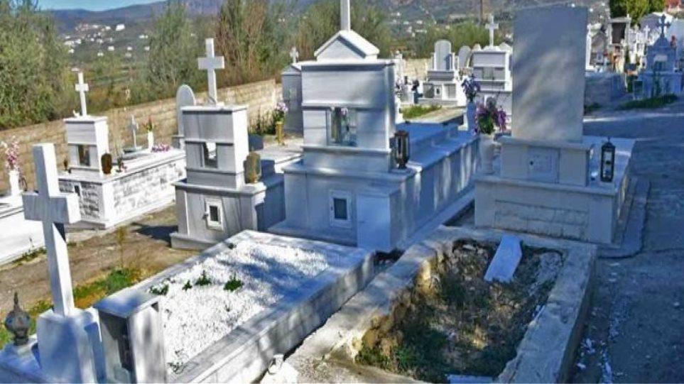 Ναύπλιο: 40χρονος πίσω από επτά λεηλασίες ναών και κοιμητηρίων