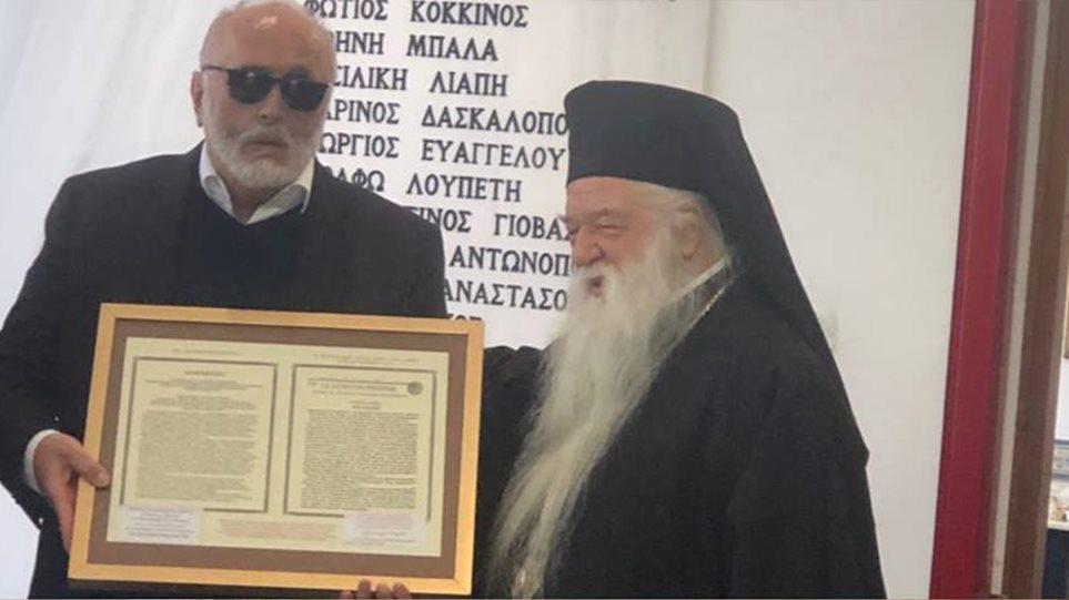 Ταραχή στον ΣΥΡΙΖΑ για τον «εναγκαλισμό» Κουρουμπλή - Αμβρόσιου