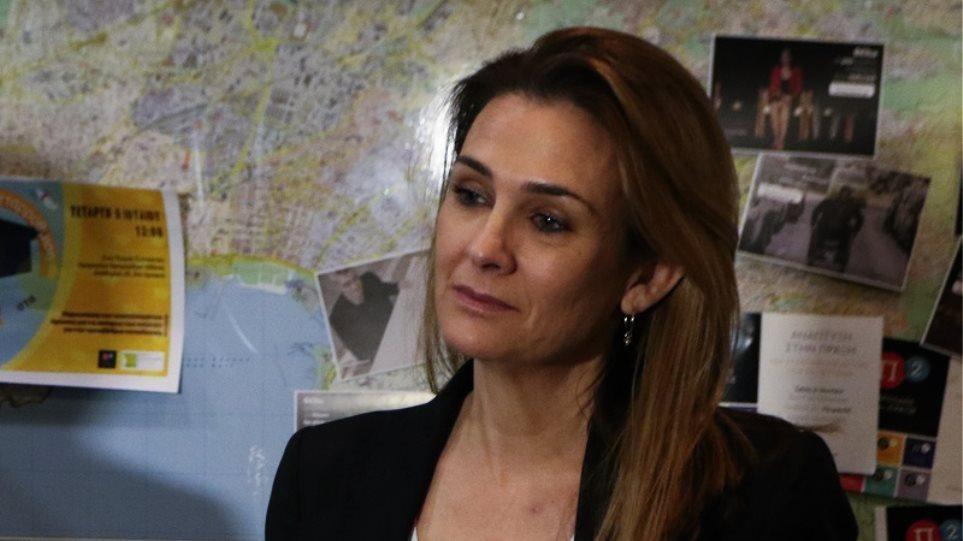 Ποτάμι: Η Κατερίνα Μπακογιάννη καλεί την Κατερίνα Παπακώστα για καφέ στα Εξάρχεια