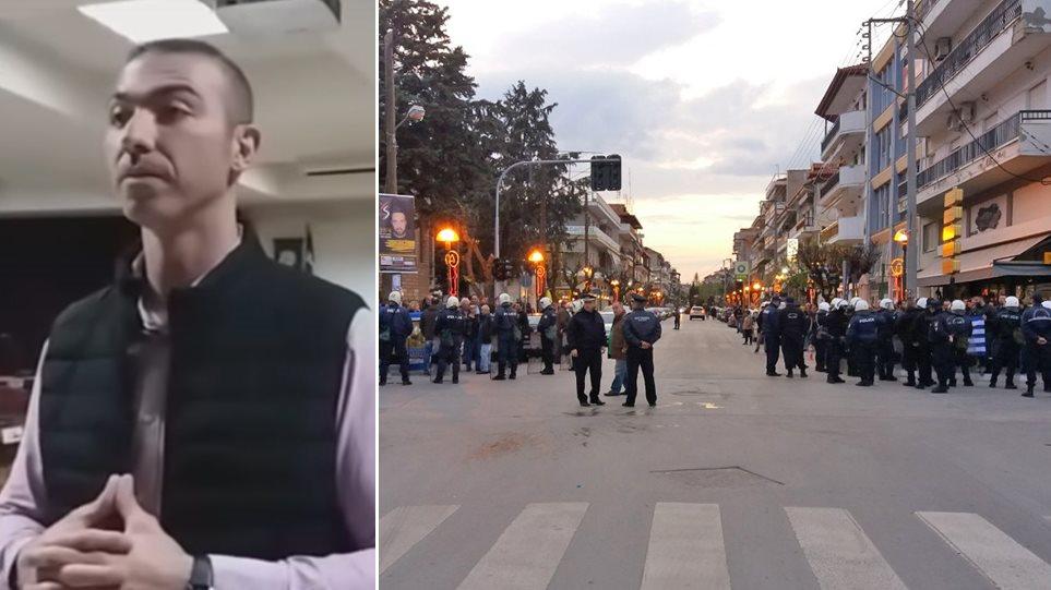 Βίντεο: «Προδότες» φώναξαν σε Αρβανίτη-Νικολαΐδη - «Βγήκαν από τις τρύπες που τους ρίξαμε» η απάντησή τους