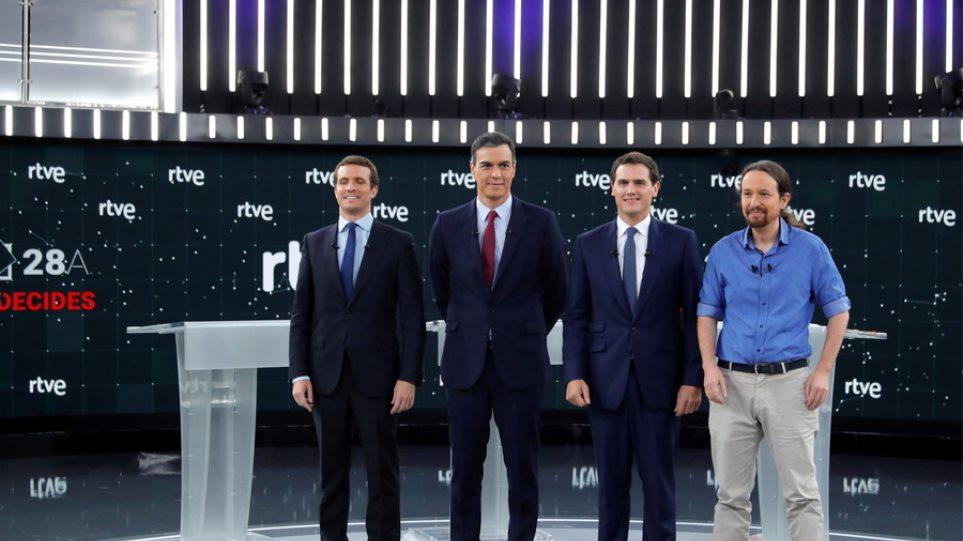 Εκλογές στην Ισπανία: Οι αναποφάσιστοι και η Καταλονία καθορίζουν το αποτέλεσμα