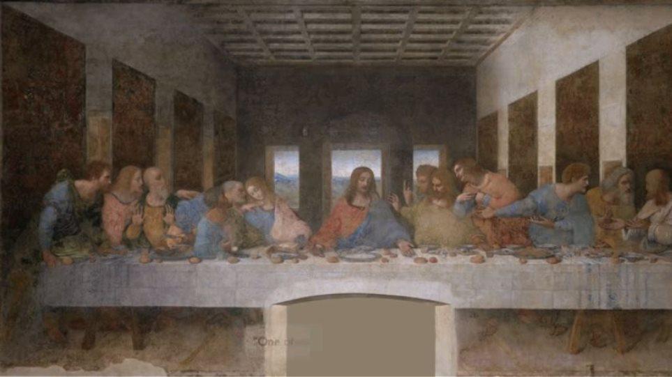 davinci-last-supper