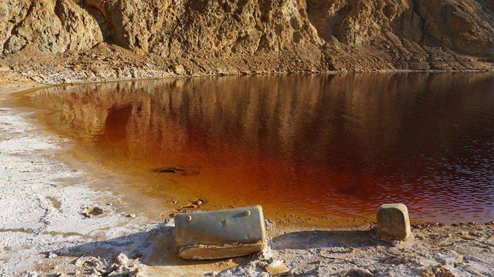 7d0c4994a5 Serial killer στην Κύπρο  Τι κρύβουν οι βαλίτσες στην «Κόκκινη Λίμνη» -  Ψάχνουν ακόμα τρία πτώματα