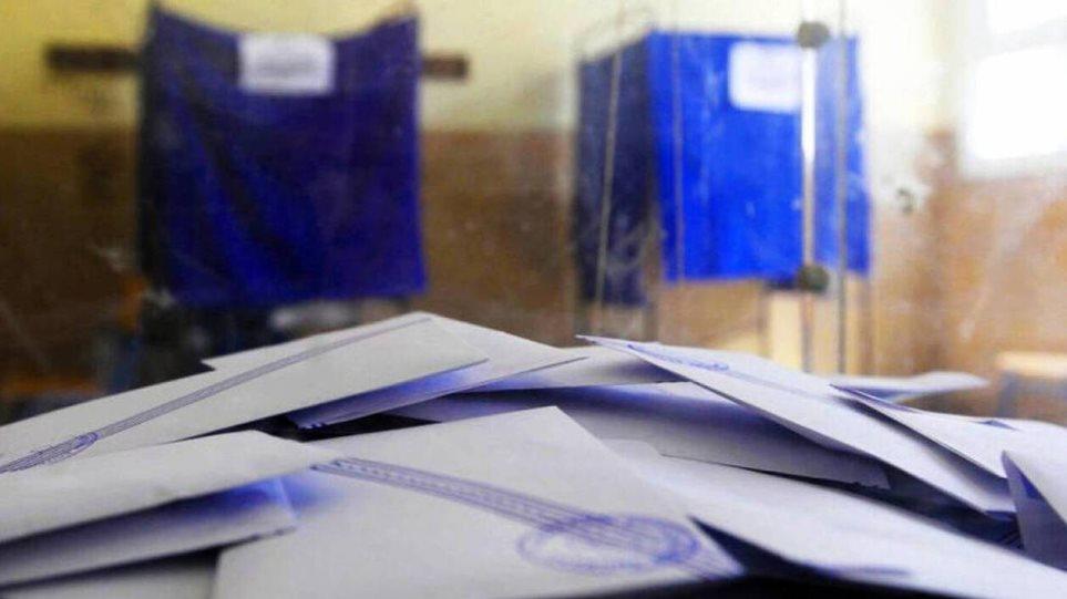 Ευρωεκλογές-Δημοσκόπηση: Η ΝΔ προηγείται με 7,3 μονάδες του ΣΥΡΙΖΑ στη Δ. Ελλάδα