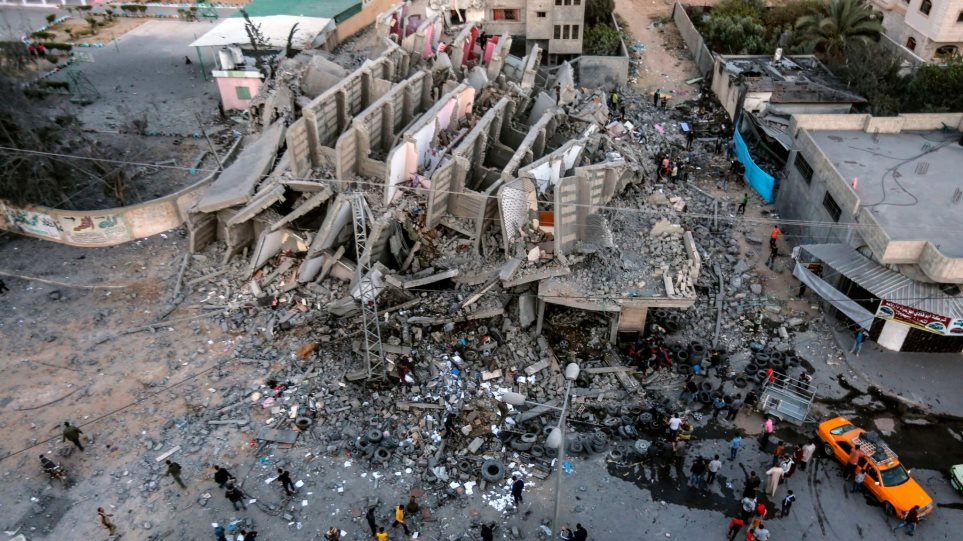 Λωρίδα της Γάζας: Συμφωνία για κατάπαυση του πυρός μεταξύ Ισραήλ- Παλαιστινίων