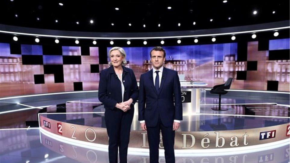 Η Μαρίν Λεπέν στηρίζει τον Μακρόν στην κόντρα με Ερντογάν «παρά τις εκατομμύρια διαφορές τους»