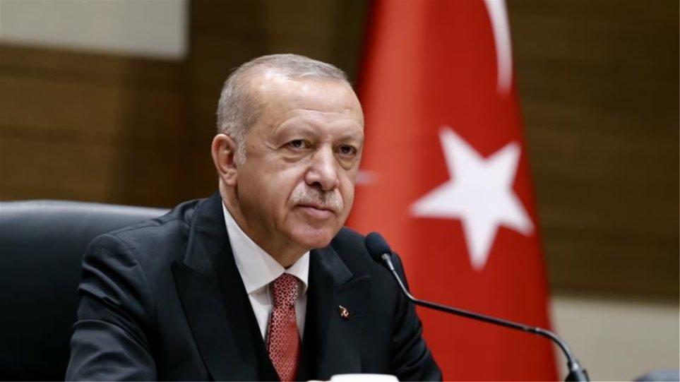 Ερντογάν κατά Ισραήλ και υπέρ Μαδούρο: Όσοι δεν υψώνουν το ανάστημά τους στην ισραηλινή τρομοκρατία να μην μας κατηγορούν