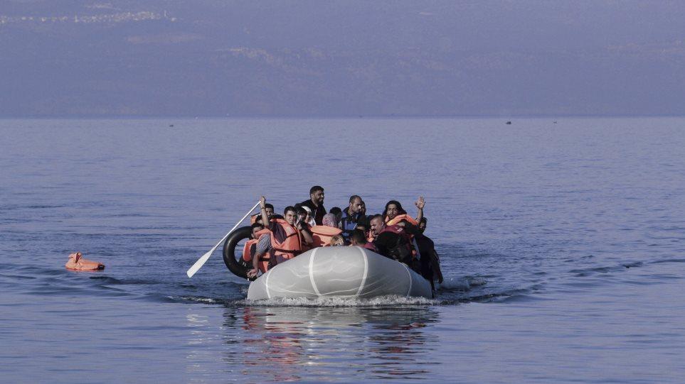 Στην Ελλάδα οι περισσότεροι μετανάστες που έφτασαν στην Ευρώπη το πρώτο πεντάμηνο