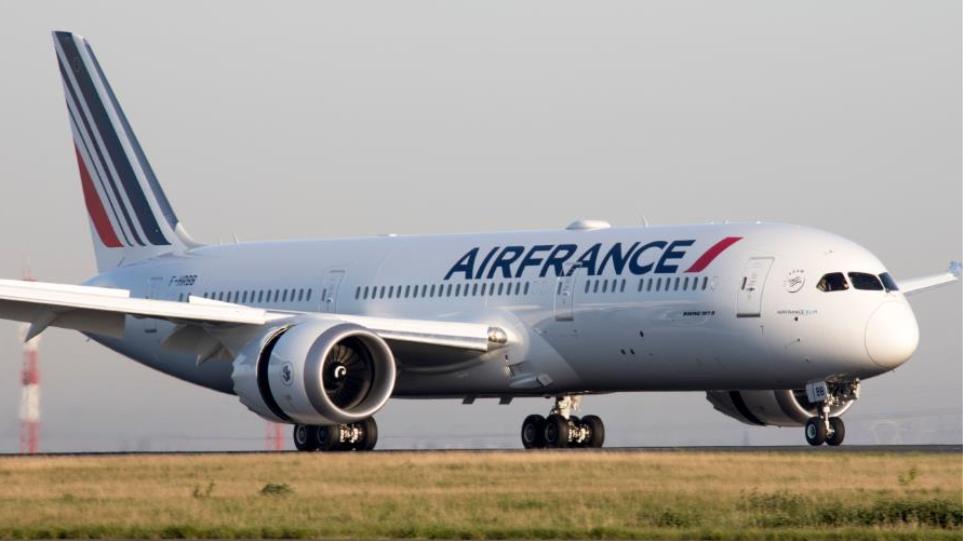 H Air France βάζει «ψαλίδι» σε 465 θέσεις εργασίας