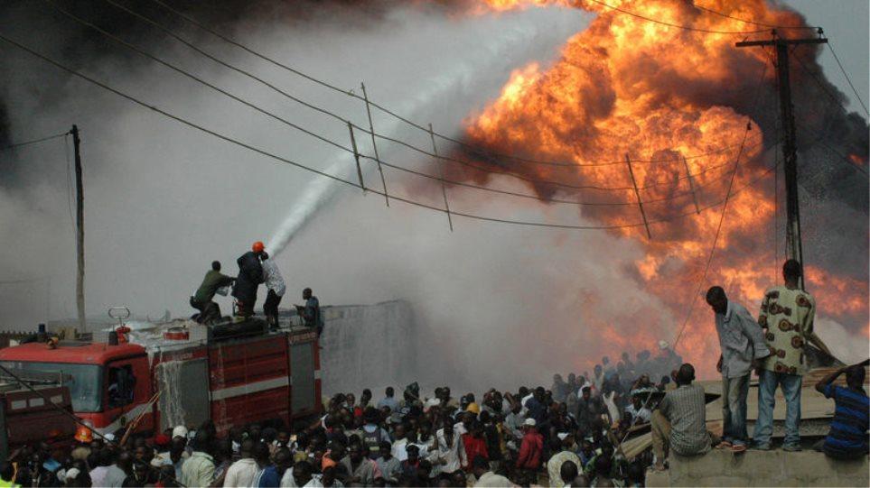 Μακελειό στον Νίγηρα: Στους 76 οι νεκροί από έκρηξη βυτιοφόρου