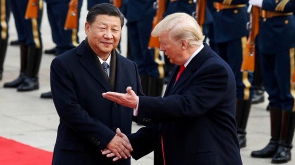 Εμπορικός πόλεμος ΗΠΑ-Κίνας: Ο Τραμπ αποκλείει την Huawei από την αμερικανική αγορά