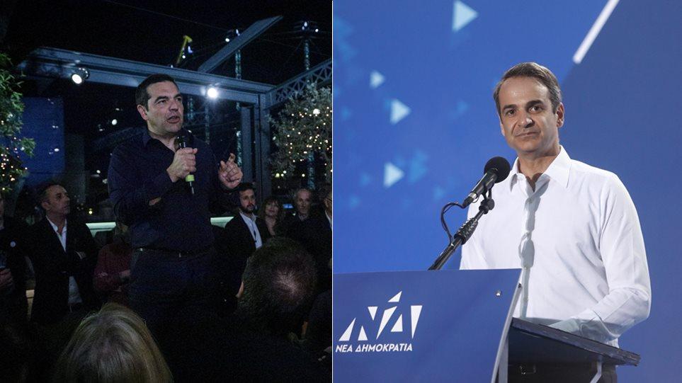 Δημοσκοπήσεις: Δεν «κερδίζει» ο ΣΥΡΙΖΑ από τις προεκλογικές παροχές Τσίπρα