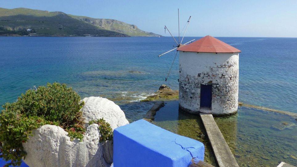 windmill-Leros