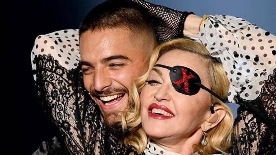 Madonna_Eye_Patch