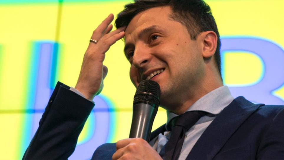 Ουκρανία: Πρόωρες εκλογές στις 21 Ιουλίου