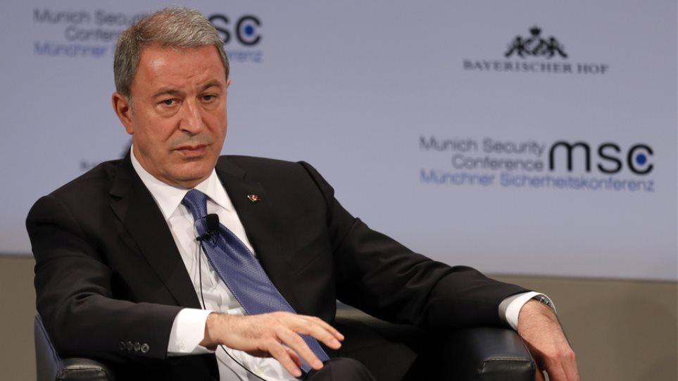 Ακάρ: Συζητάμε με την Αθήνα όλα τα θέματα για Αιγαίο, Κύπρο, Ανατολική Μεσόγειο