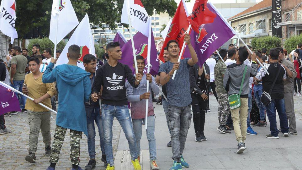 Τσίπρας στη Θεσσαλονίκη: Προσαγωγές και... μεταφερόμενοι Ρομά με λεωφορεία από τα Διαβατά!