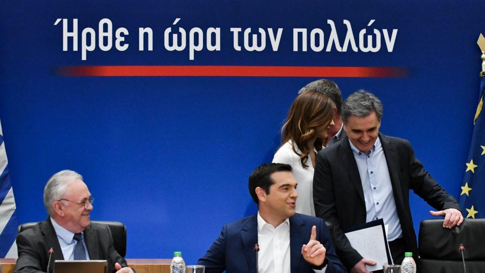 1d552935f4e8 Handelsblatt  Έρχονται κυρώσεις μετά τις Ευρωεκλογές για τα «προεκλογικά  δώρα» Τσίπρα .