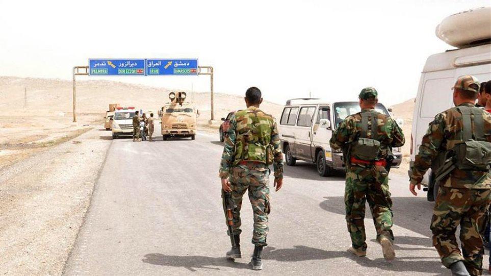 Η Τουρκία δίνει όπλα σε Σύρους αντάρτες για να απωθήσουν το καθεστώς Άσαντ