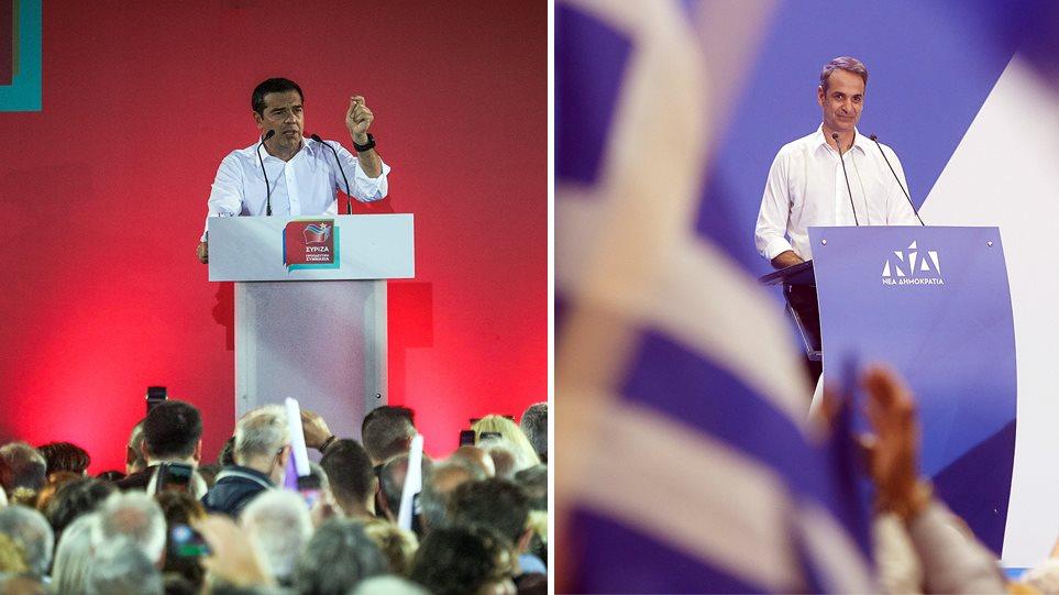 Σήμερα η μεγάλη αναμέτρηση: Οι ευρωκάλπες «βγάζουν» το χρόνο των εθνικών εκλογών