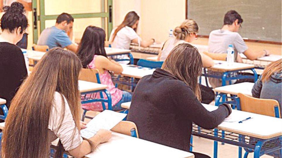 Εβδομάδα εξετάσεων για τους μαθητές των Γυμνασίων