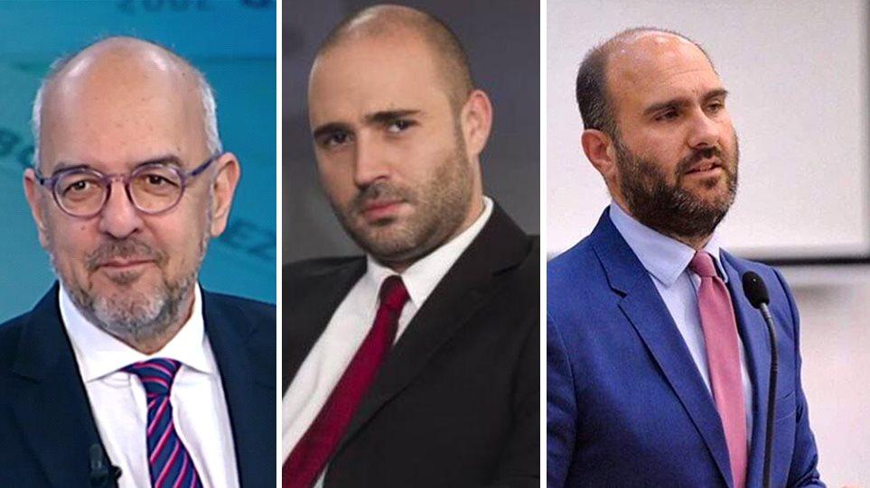 8 νέους υποψήφιους βουλευτές ανακοίνωσε η ΝΔ - Ανάμεσά τους 3 δημοσιογράφοι
