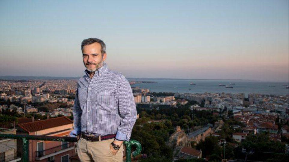 Ποιος είναι ο Κωνσταντίνος Ζέρβας που σύμφωνα με το exit poll θα πάρει τον δήμο Θεσσαλονίκης