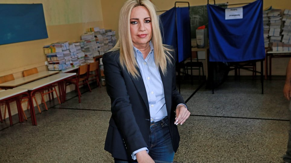 Γεννηματά: Δεν έβαλα τον Βενιζέλο στο Επικρατείας για να ανοίξουμε την πόρτα στους προοδευτικούς ψηφοφόρους