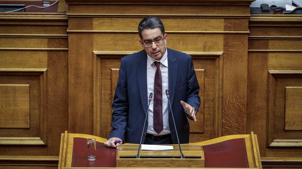 «Πλέον πιστεύουμε τις δημοσκοπήσεις» λέει ο βουλευτής του ΣΥΡΙΖΑ Θεοφύλακτος