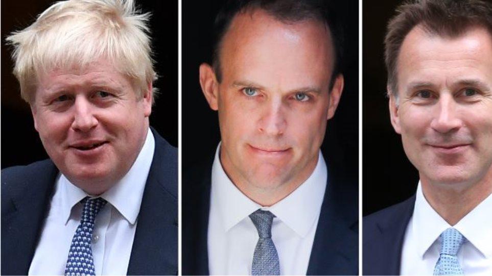 Βρετανία: Τουλάχιστον 6 υποψήφιοι διάδοχοι της Μέι έχουν παραδεχθεί χρήση ναρκωτικών!