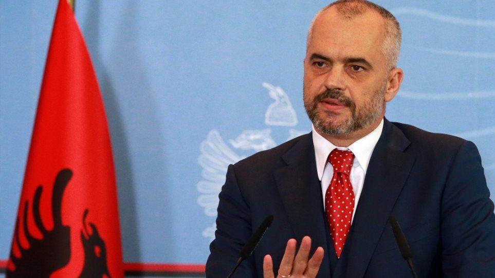 Στο χάος βυθίζεται η Αλβανία - Ο Έντι Ράμα βάζει θέμα καθαίρεσης του προέδρου Μέτα (ΦΩΤΟ-VIDEO)
