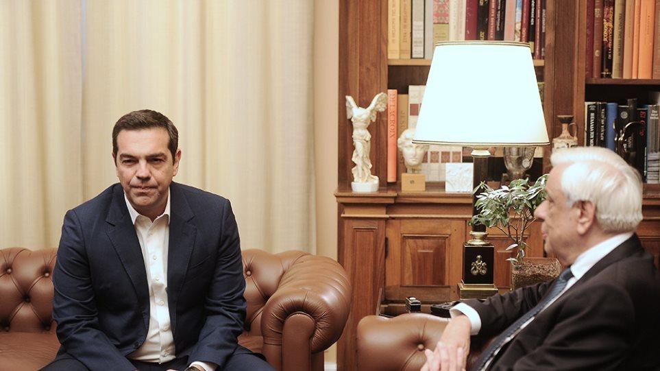 Ξεκίνησε η αντίστροφη μέτρηση για τις κάλπες στις 7 Ιουλίου - Ο Αλέξης Τσίπρας ζήτησε την διάλυση της Βουλής (ΦΩΤΟ-VIDEO)