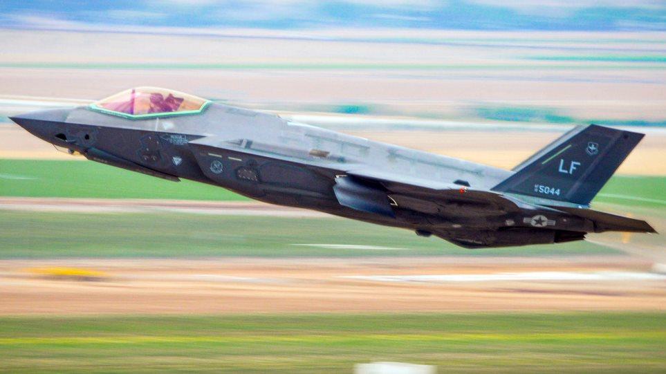 Οι ΗΠΑ αυξάνουν την πίεση στην Τουρκία για τους S-400: Δεν πετούν με τα F-35 οι Τούρκοι πιλότοι