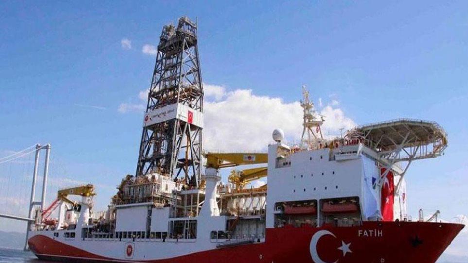 Κυπριακή ΑΟΖ: Πρόθεση για λήψη μέτρων από την ΕΕ - Άσκηση ανοιχτά του Καστελόριζου η απάντηση της Τουρκίας