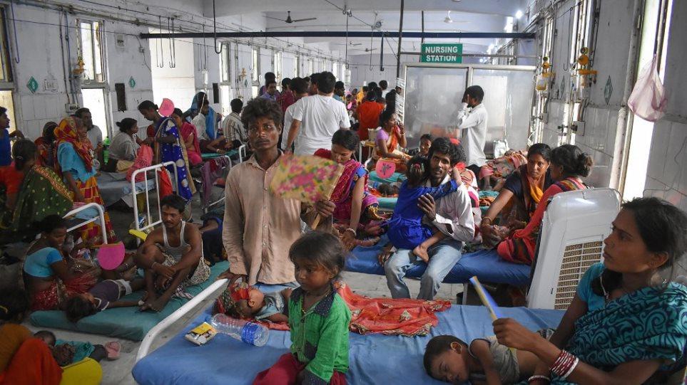 Ινδία: Τουλάχιστον 129 παιδιά νεκρά από οξεία εγκεφαλίτιδα στην πόλη Μουζαφαρπούρ