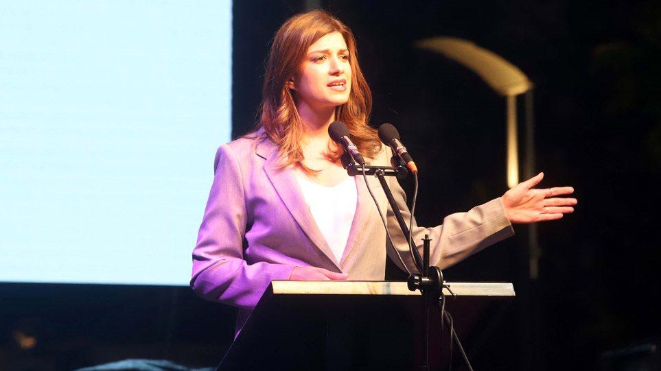 Ζητάει τα ρέστα η Νοτοπούλου για Αντετοκούνμπο: Της φταίνε η ΝΔ και τα ΜΜΕ