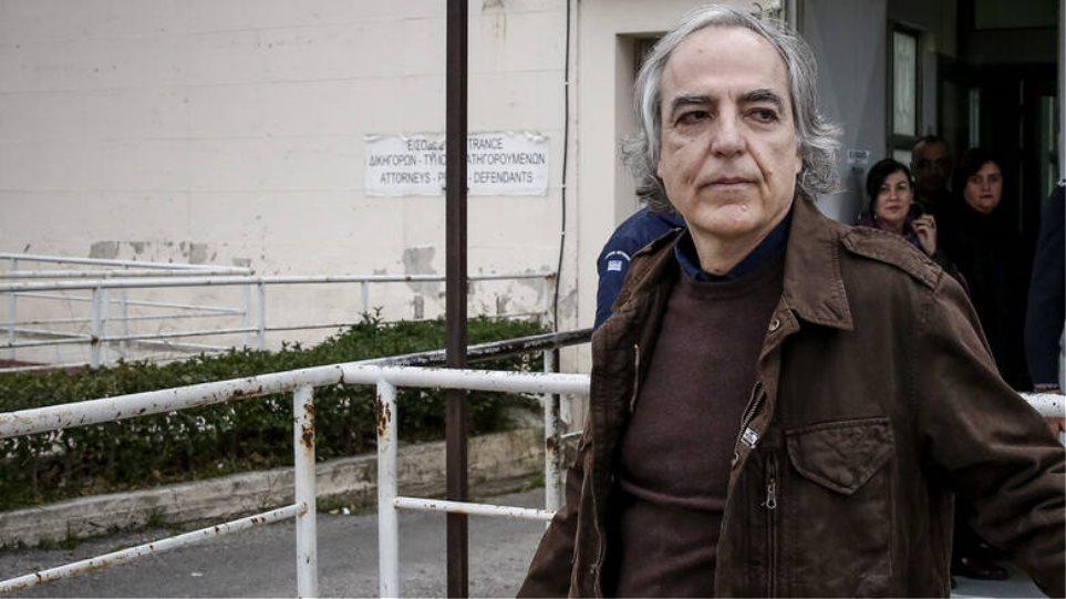 Νέο «όχι» από την εισαγγελία του Βόλου για άδεια στον Κουφοντίνα με το νέο Ποινικό Κώδικα